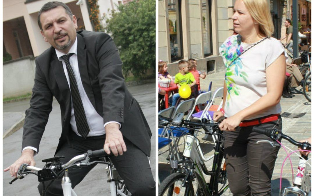 Najštedljiviji gradonačelnici u ovom mandatu – Željko Lacković i Kristina Ikić Baniček