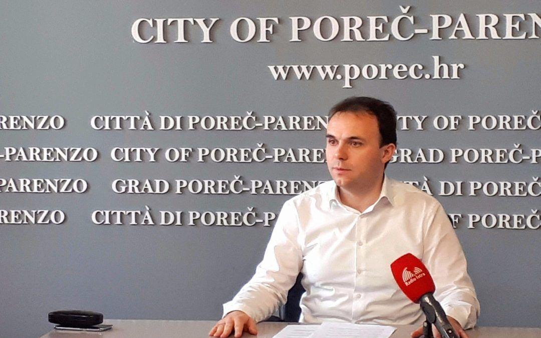 Poreč: Odobreno 200 tisuća kuna sufinanciranja za dva EU projekta