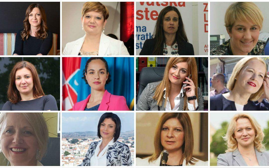 Žene će upravljati sa 13 gradova