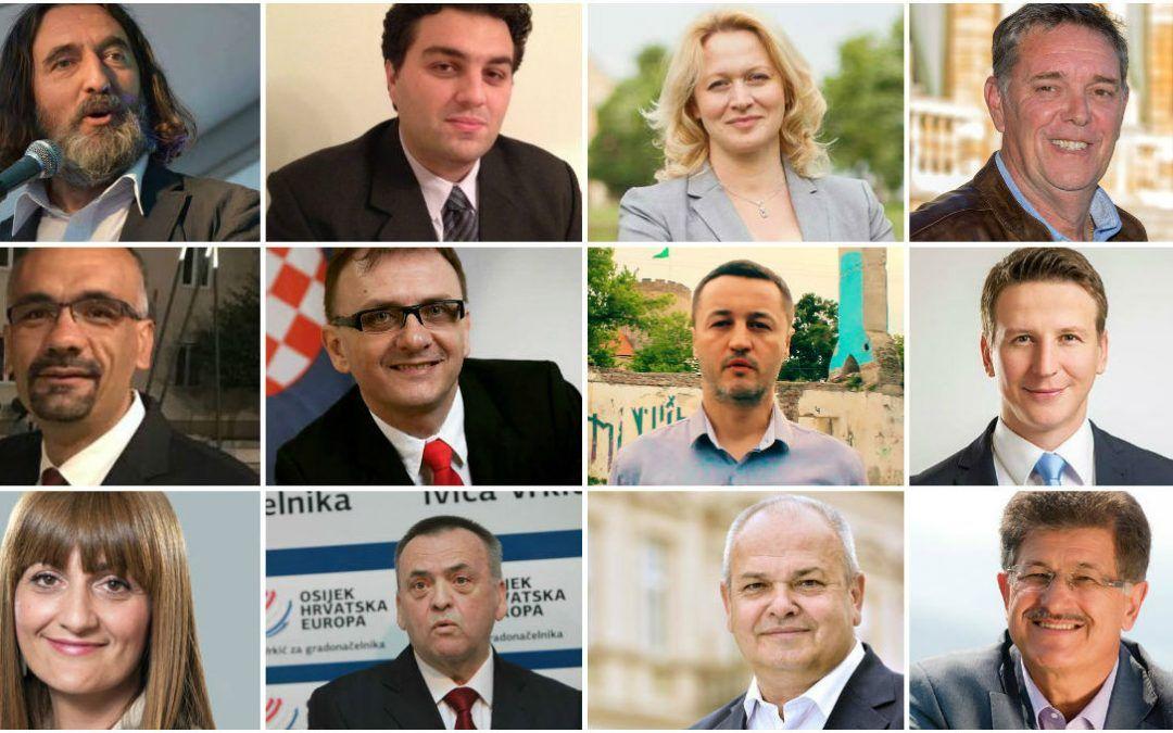 Boom nezavisnih kandidata, većina gradova u 2. krugu dobila nove gradonačelnike