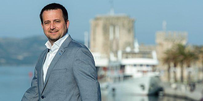 'Trogir je grad koji pokreće pozitivne trendove, a cilj mi je napraviti ga najpoželjnijim gradom za život na obali'