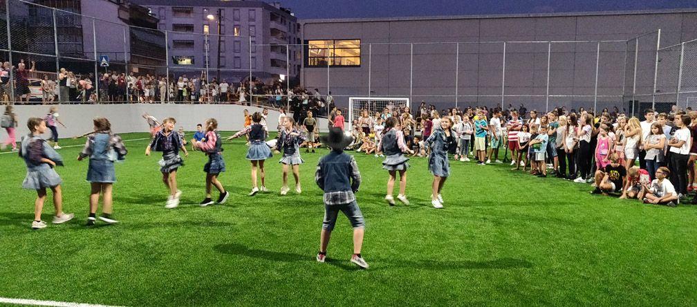 Split: Otvoren Športsko-rekreacijski centar na Mejašima