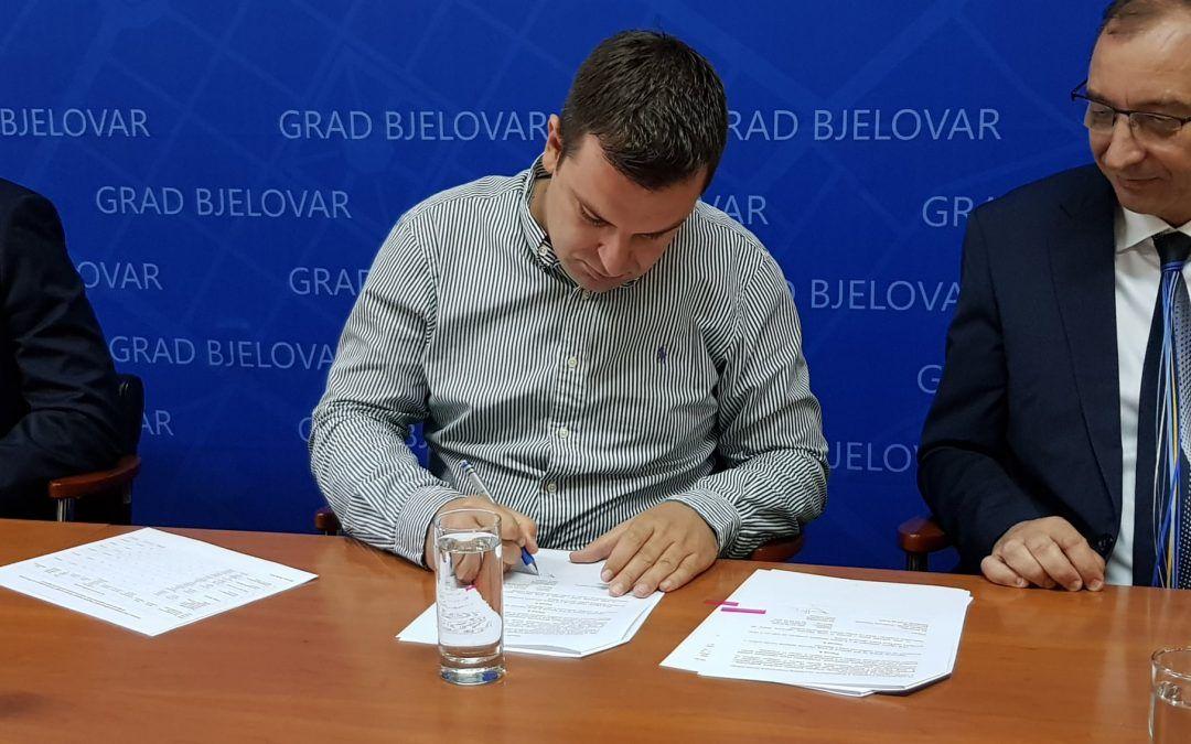Bjelovar: Gotovo 1,6 milijuna kuna za obnovu zgrada u centru grada