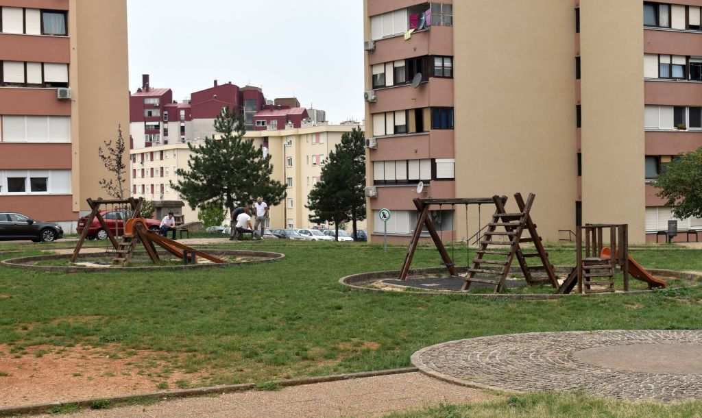 Pula: Milijun kuna za rekonstrukciju dječjeg igrališta