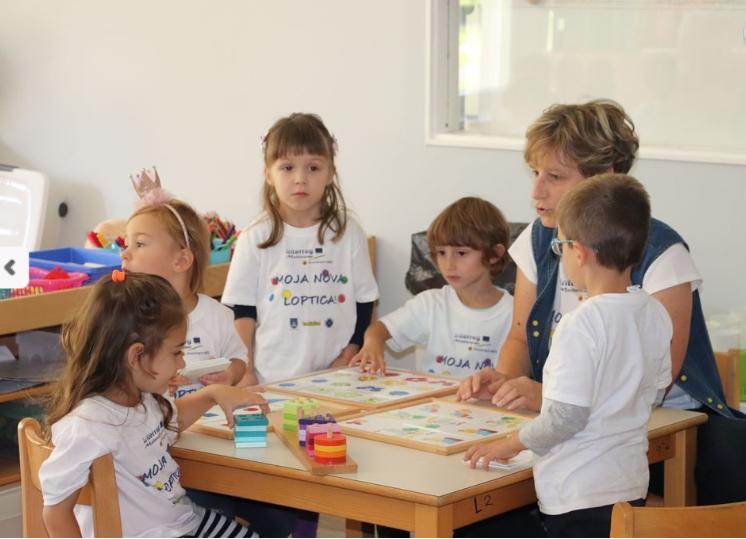 Koprivnica: Svečano otvoren dječji vrtić 'Loptica'