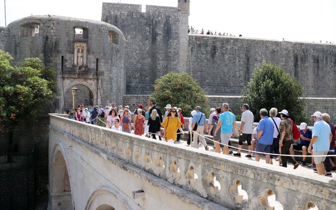 Zagreb i dalje hit destinacija, Dubrovnik 2. po broju turističkih noćenja