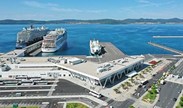 Zadar Cruise Port proglašena najboljom lukom godine