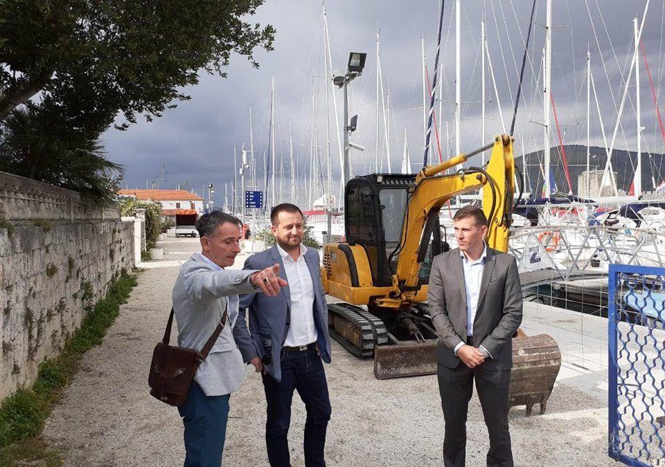 Trogir: ACI marina dobiva kanalizaciju