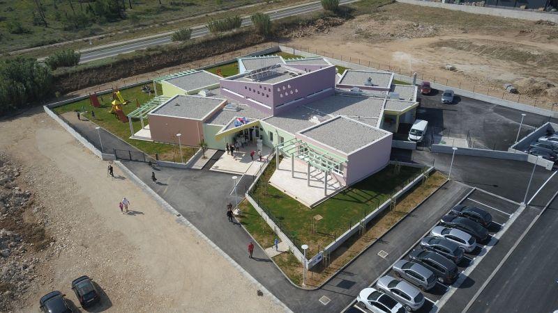 Nin: Otvoren dječji vrtić vrijedan više od 9 milijuna kuna, gradonačelnik najavio proširenje ili gradnju novog vrtića
