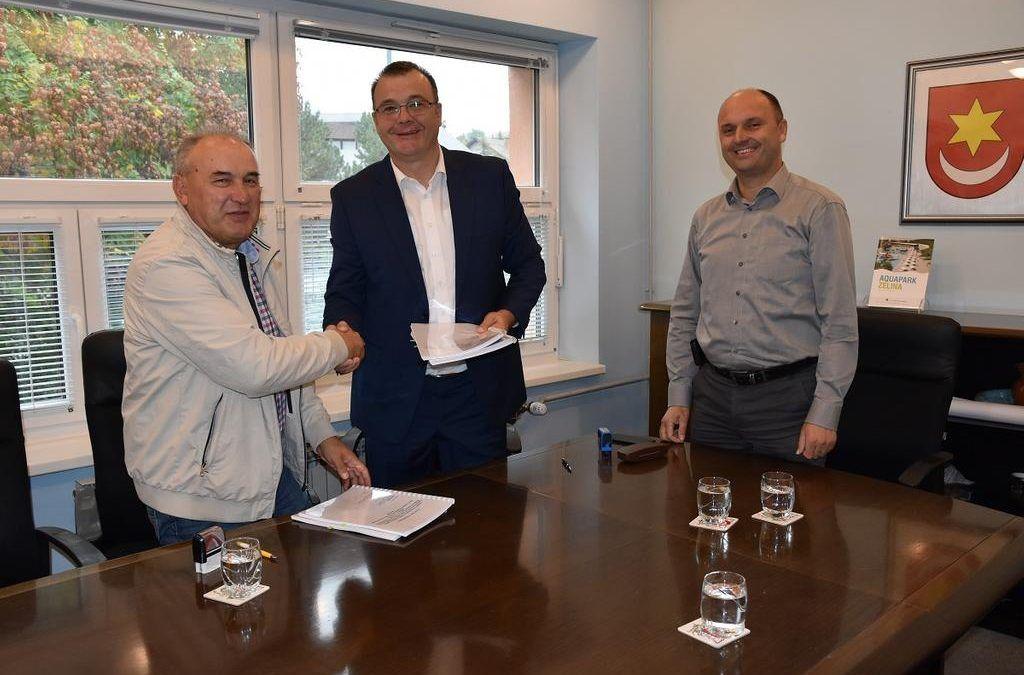 Sveti Ivan Zelina: Potpisan 3,5 milijuna kuna vrijedan ugovor na izgradnji dijela odvodnje otpadnih voda