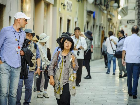 Šibenik: Rekordan broj turista ove godine, u listopadu 8% više turista nego lani