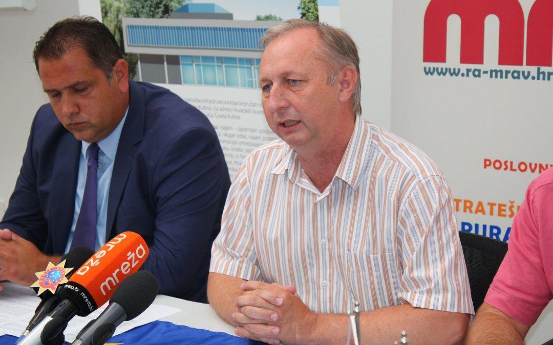 Kutina: Industrijsko-logistička zona oživjet će lokalno gospodarstvo, očekuje se 250 novih radnih mjesta