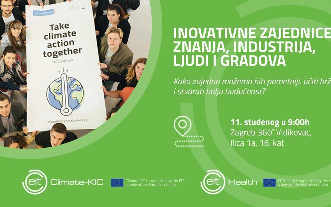 U Zagrebu u ponedjeljak konferencija o izazovima gradova u klimatskim promjenama