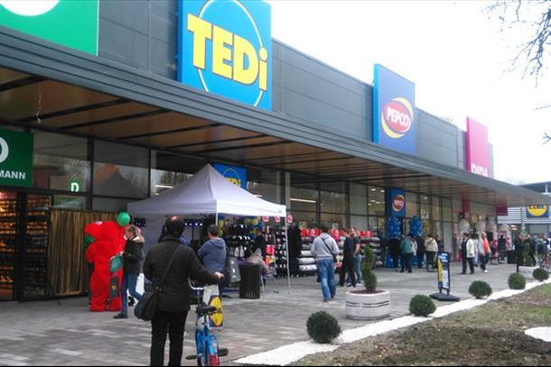 Kutina: Novootvoreni trgovački centar zaposlio 50 ljudi