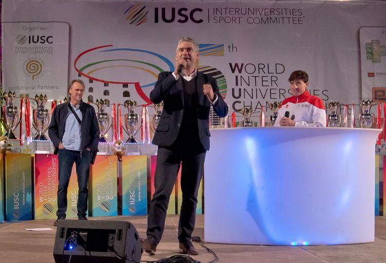 Pula: Otvorene 5. svjetske međusveučilišne igre