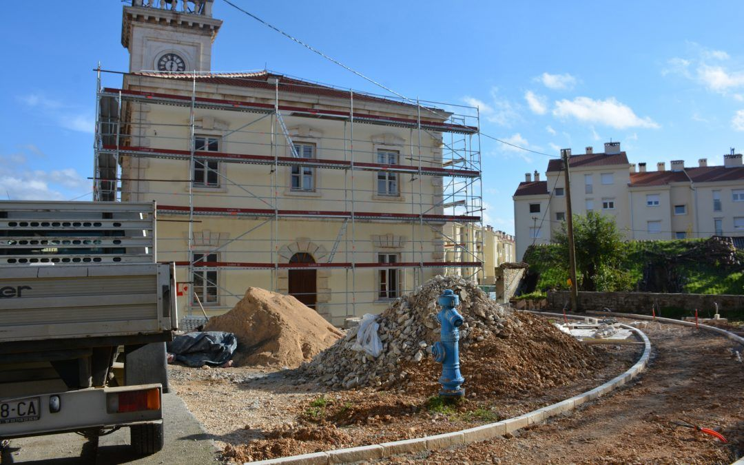 Benkovac: Rekonstruira se gradska jezgra, prva faza vrijedna 17 milijuna kuna