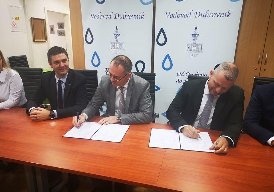 Dubrovnik: Počinje 28 milijuna kuna vrijedna izgradnja vodovoda