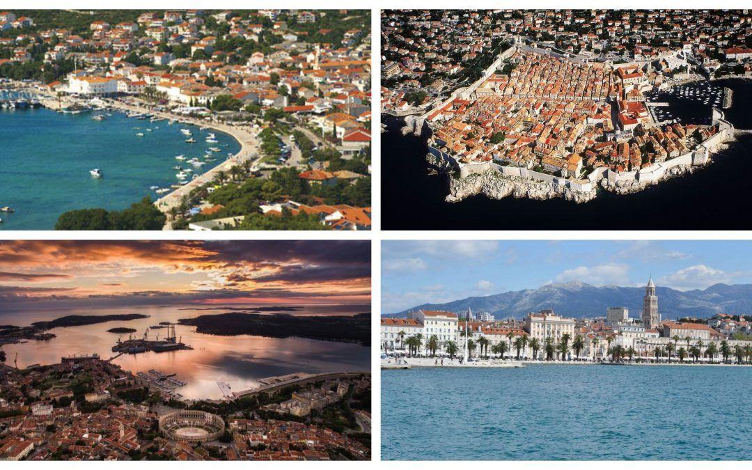 Dubrovnik i dalje najprivačniji grad za život,  prošle godine najviše novih stanovnika dobili Pula i Novalja, najviše stranaca doselilo u Split