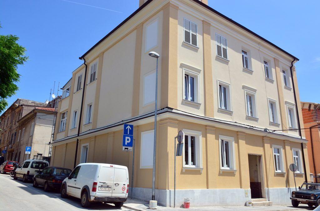 Pula: Kroz projekt Dolcevita obnovljeno 59 pročelja zgrada u 10 godina