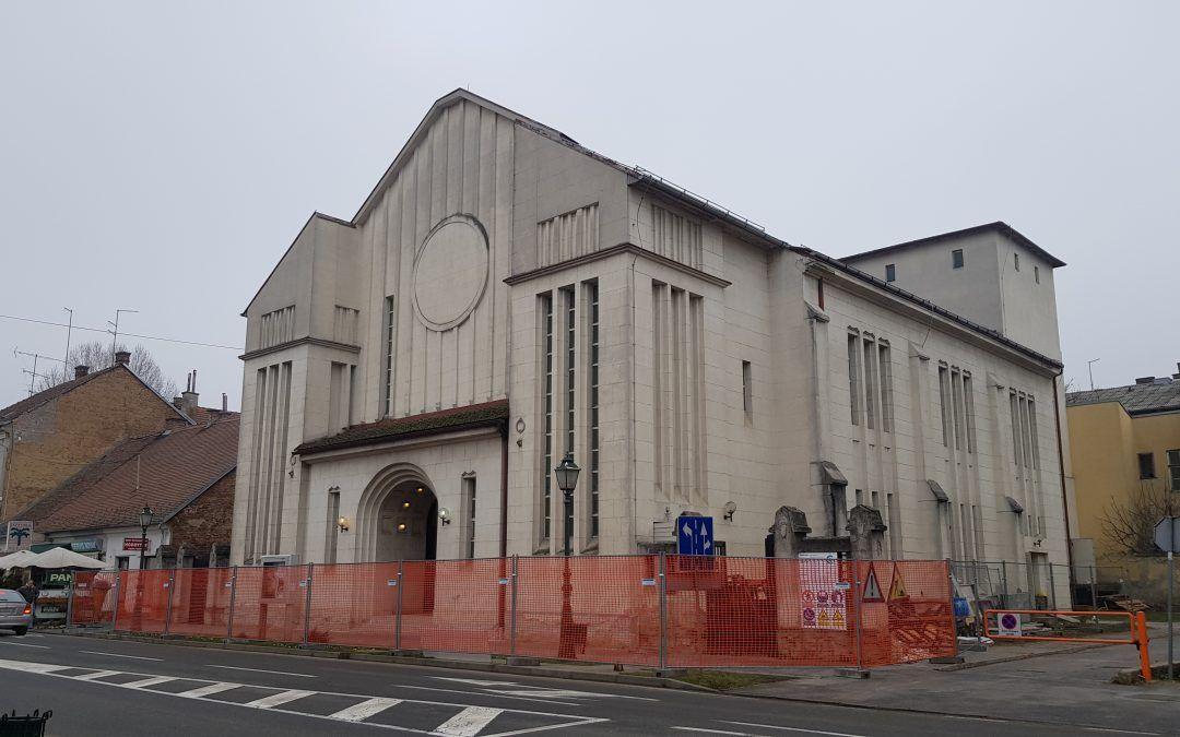 Bjelovar: Započela obnova Doma kulture vrijedna preko 11 milijuna kuna