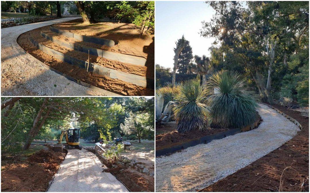 Dubrovnik: Uređuje se botanički vrt na Lokrumu, sadi se gotovo 200 novih biljnih vrsta