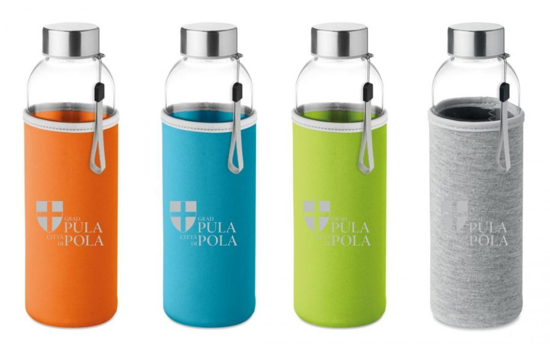 Pula: U gradskoj upravi iz upotrebe izbacili plastične boce