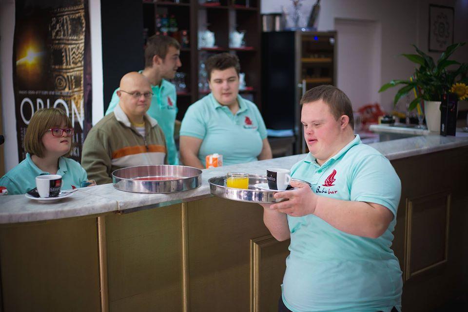 U Vinkovcima se otvara 'Buba Bar', prvi kafić u kojem će raditi osobe Down sindromom i intelektualnim teškoćama