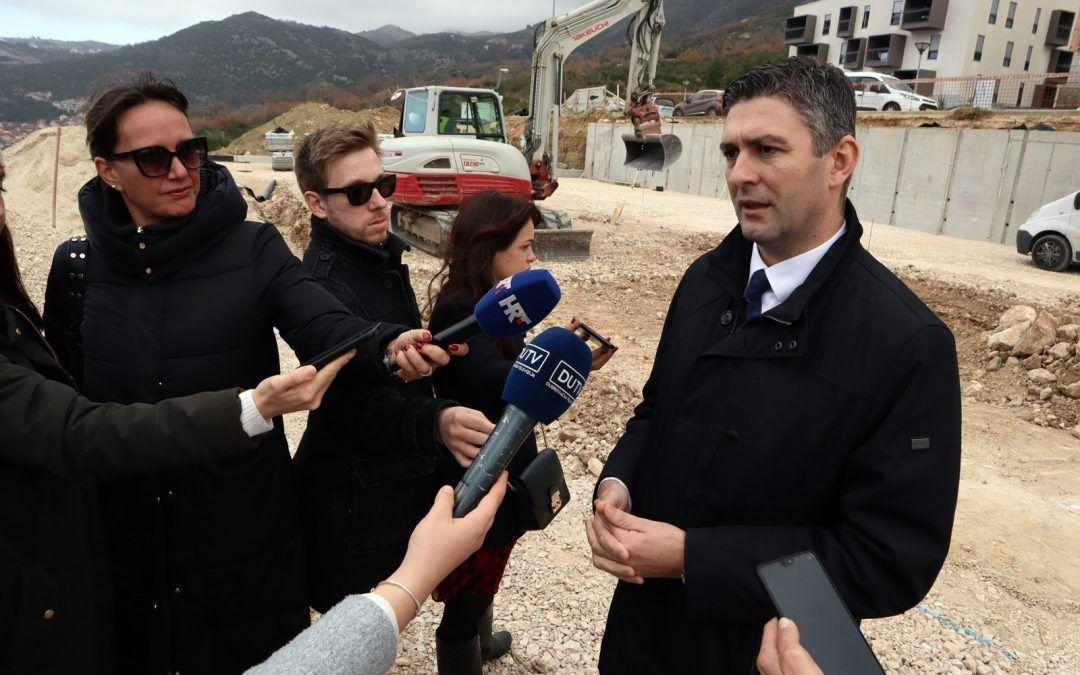 Dubrovnik: Prvi stanovi za mlade bit će useljivi do kraja godine