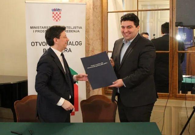 Grad Križevci pridružio se europskoj inicijativi za dekarbonizaciju zgrada do 2050. godine