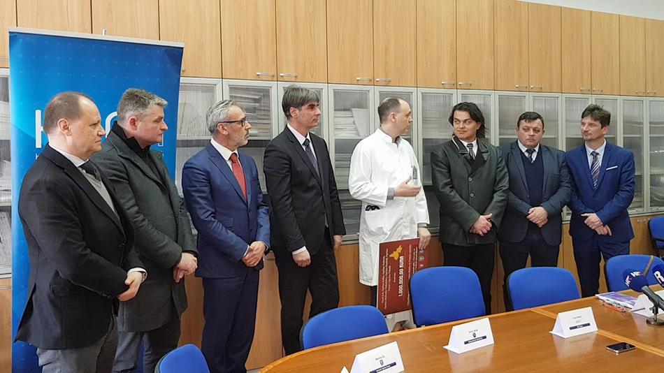 Krk: Donacija od milijun kuna za obnovu bolničkih odjela KBC-a Rijeka