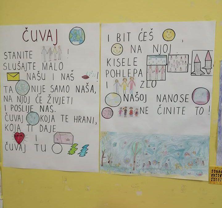 Ludbreg: U projektu vrijednom pola milijuna kuna educirali građane o razvrstavanju otpada, djeca izrađivala kreativne predmete