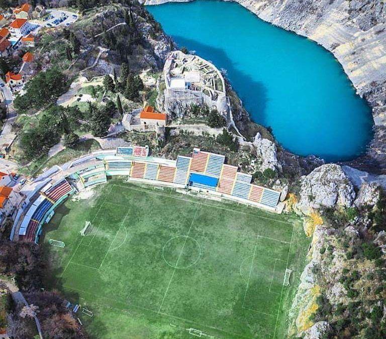 Imotski: 300.000 kuna za unutarnje uređenje stadiona