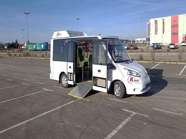 Poreč dobiva mini autobus na električni pogon