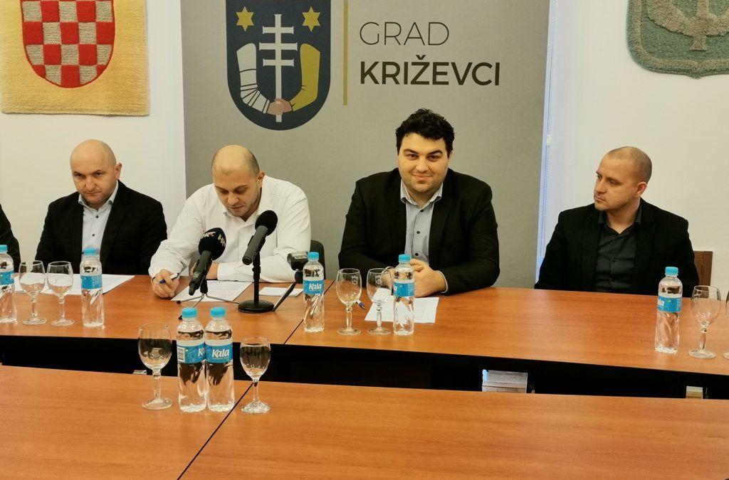 Križevci: Gradit će se nova sportska dvorana u vrijednosti od 22 milijuna kuna