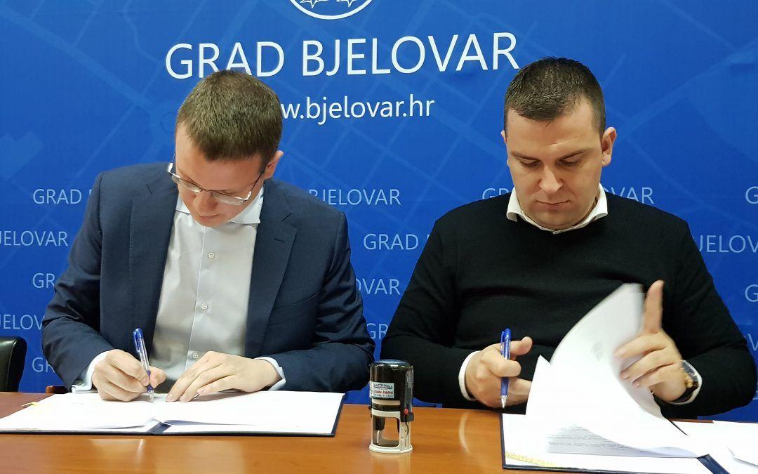 Bjelovar: Preko nove aplikacije uvode transparentnost i u sportske klubove
