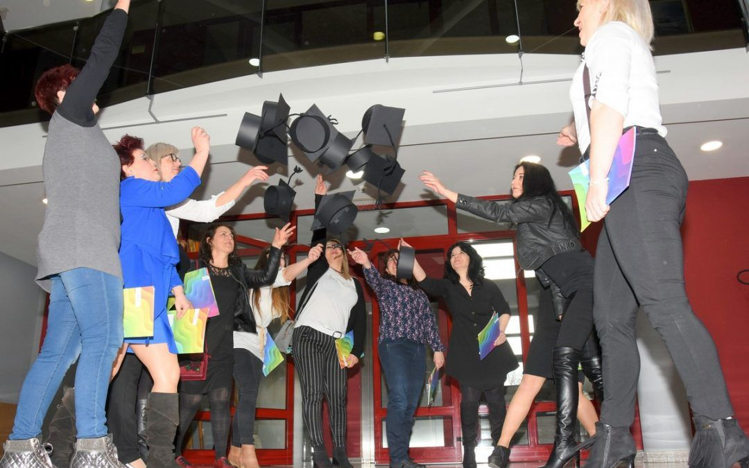 Belišće: Završen projekt 'Slavonski New Deal' – EU novcem osigurali besplatne edukacije i prekvalifikacije za 129 nezaposlenih osoba
