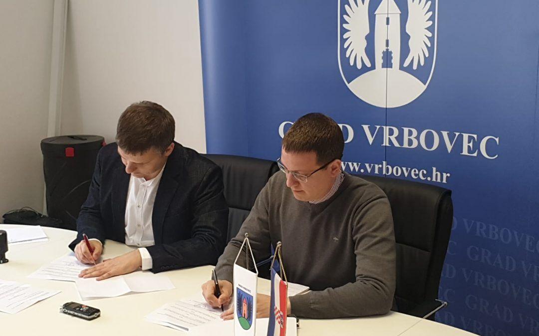 I Grad Vrbovec uvodi SOM aplikaciju – digitaliziraju proračunska davanja svim gradskim udrugama