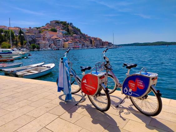 Šibenik: Javni bicikli tijekom lipnja besplatni dva sata dnevno