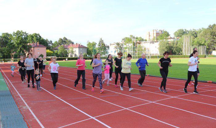 Varaždin: Građanima besplatni treninzi i rekreacija