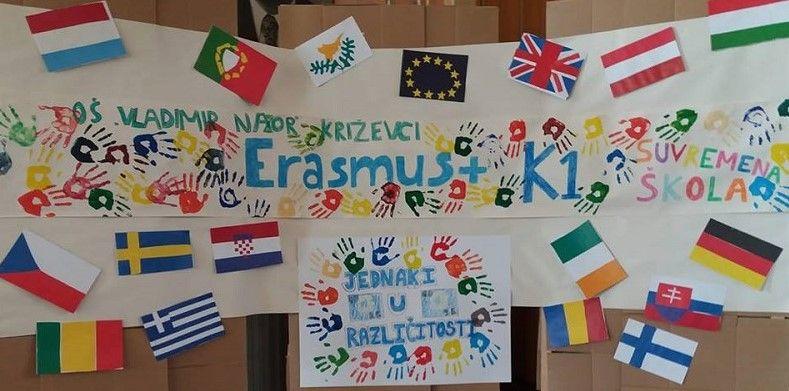 """Križevci: Projekt OŠ """"Vladimir Nazor"""" ocijenjen kao jedan od 10 najboljih; osigurali 19 tisuća eura za inkluziju specifičnih skupina učenika"""