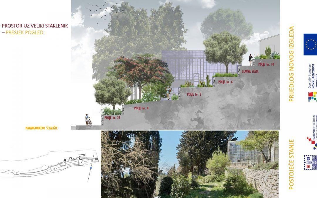 Split: Započela nabava za Revitalizaciju Botaničkog vrta, procijenjena vrijednost 9.100.000,00 kuna