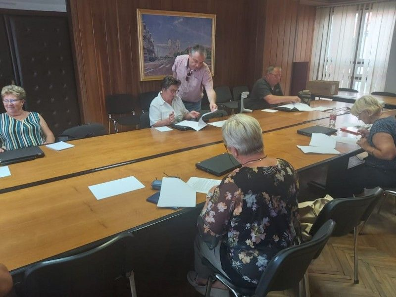 Čazma: Počele informatičke radionice za umirovljenike
