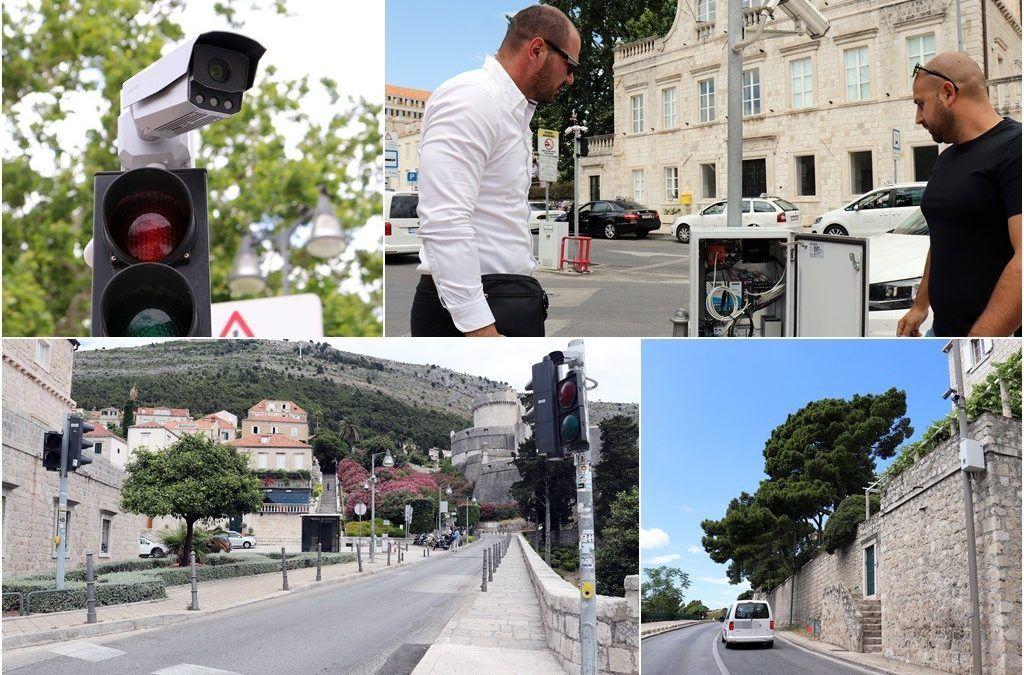 Dubrovnik: Implementirana oprema za uspostavu zone zagušenja prometa
