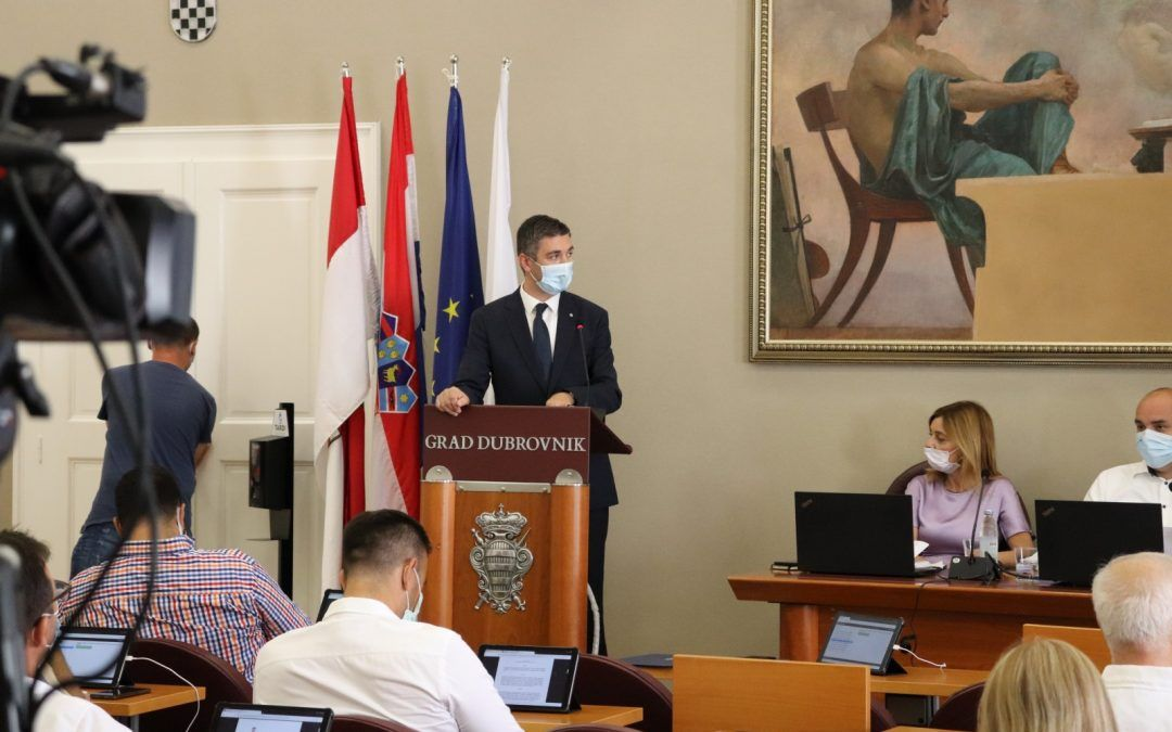 Dubrovnik: Grad zakupcima poslovnih prostora i javnih površina kroz smanjenje fakturiranih usluga samo u srpnju pomogao s gotovo 4 milijuna kuna