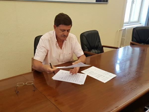 Opatija: Potpisan ugovor s Rijeka sportom – osiguran nastavak treninga opatijskih sportaša na riječkom bazenu i stadionu