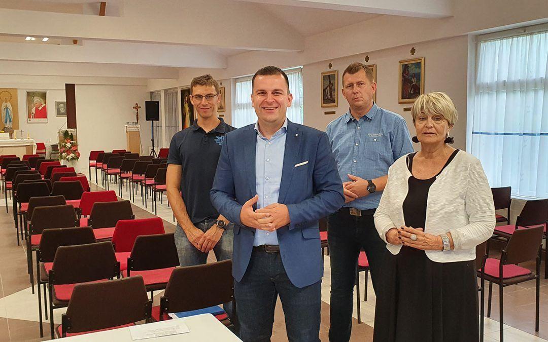 Bjelovar: Energetski obnovljen Dom u Zvijercima, ukupna vrijednost projekta 1,2 milijuna kuna