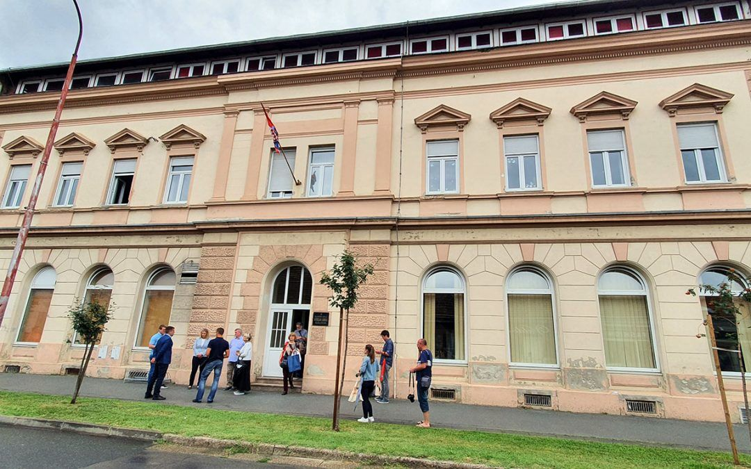 Bjelovar: Bivši Učenički dom postat će Studentski dom