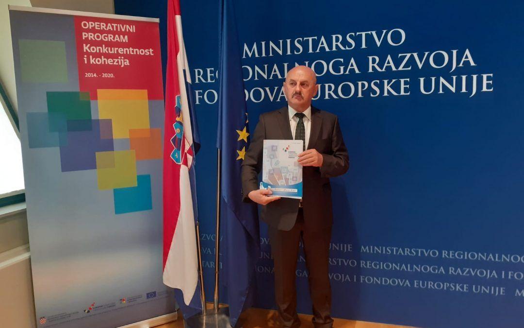 Gospić: Potpisan Ugovor vrijedan oko 99 milijuna kuna – počinje implementacija širokopojasnog interneta