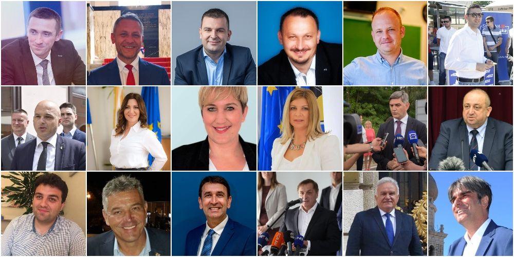 Parlamentarni izbori kao test uoči lokalnih: Većina gradonačelnika potvrdila dominaciju u svojim gradovima  – evo koji su najpopularniji…