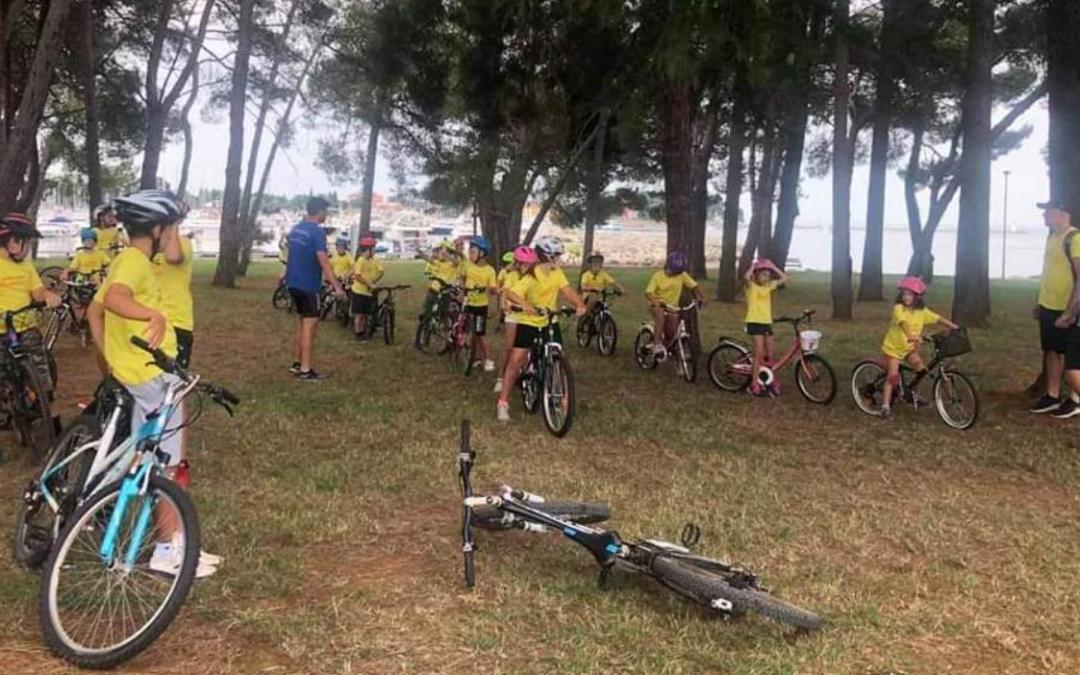 Novigrad: Počeo dječji ljetni kamp MovinGrad